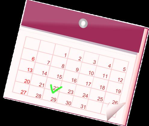 Datum för LAGs beslut om prioritering av projektansökningar